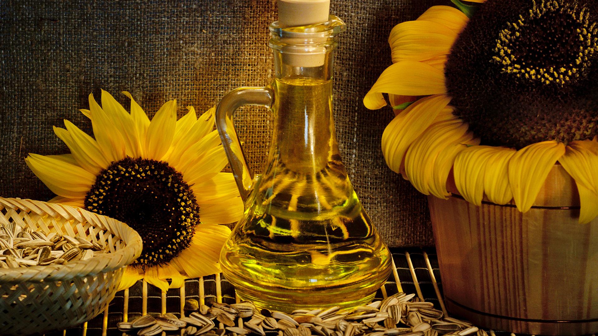 tratamentul comun al uleiului de floarea soarelui)