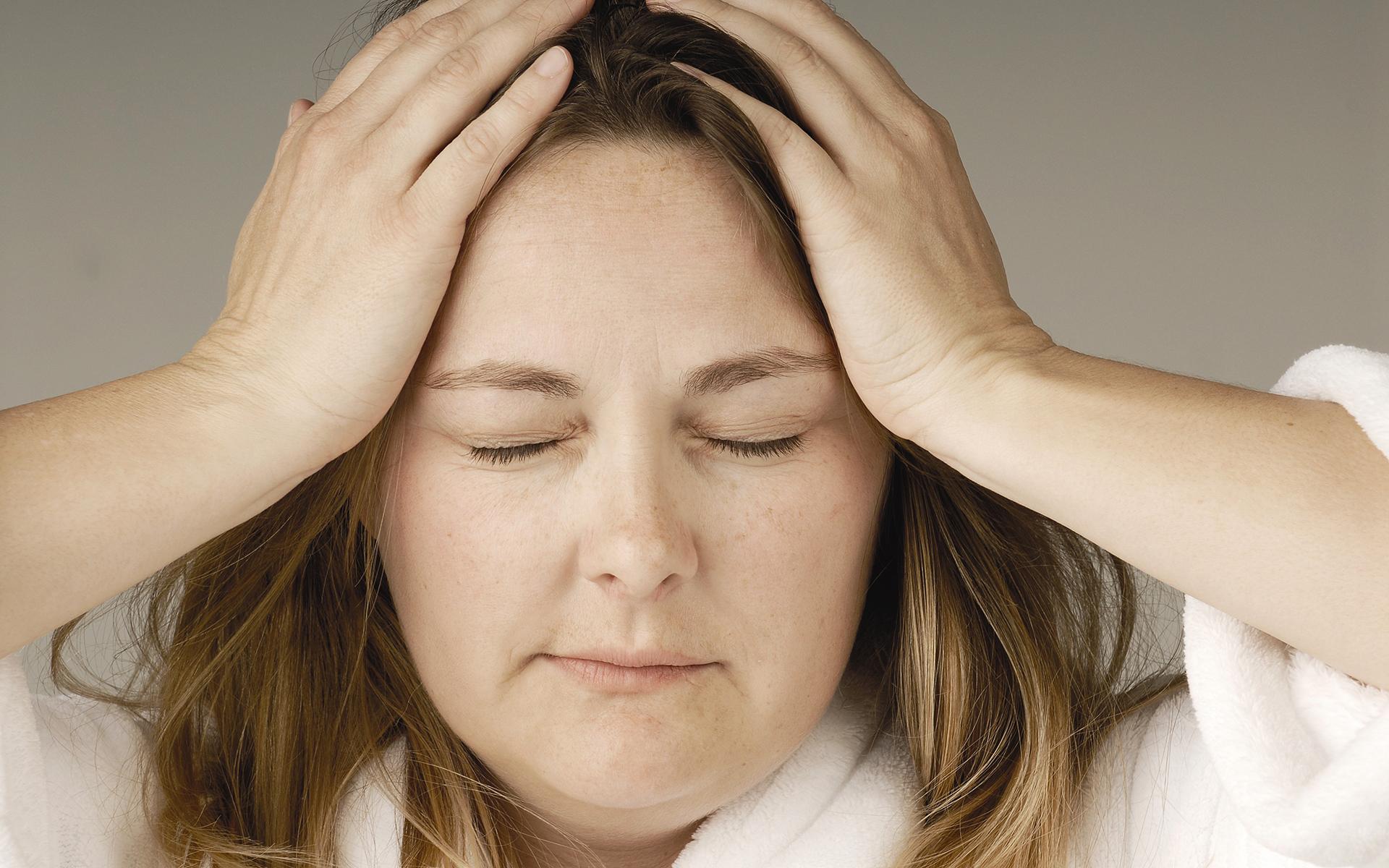 scăderea în greutate provocând migrene