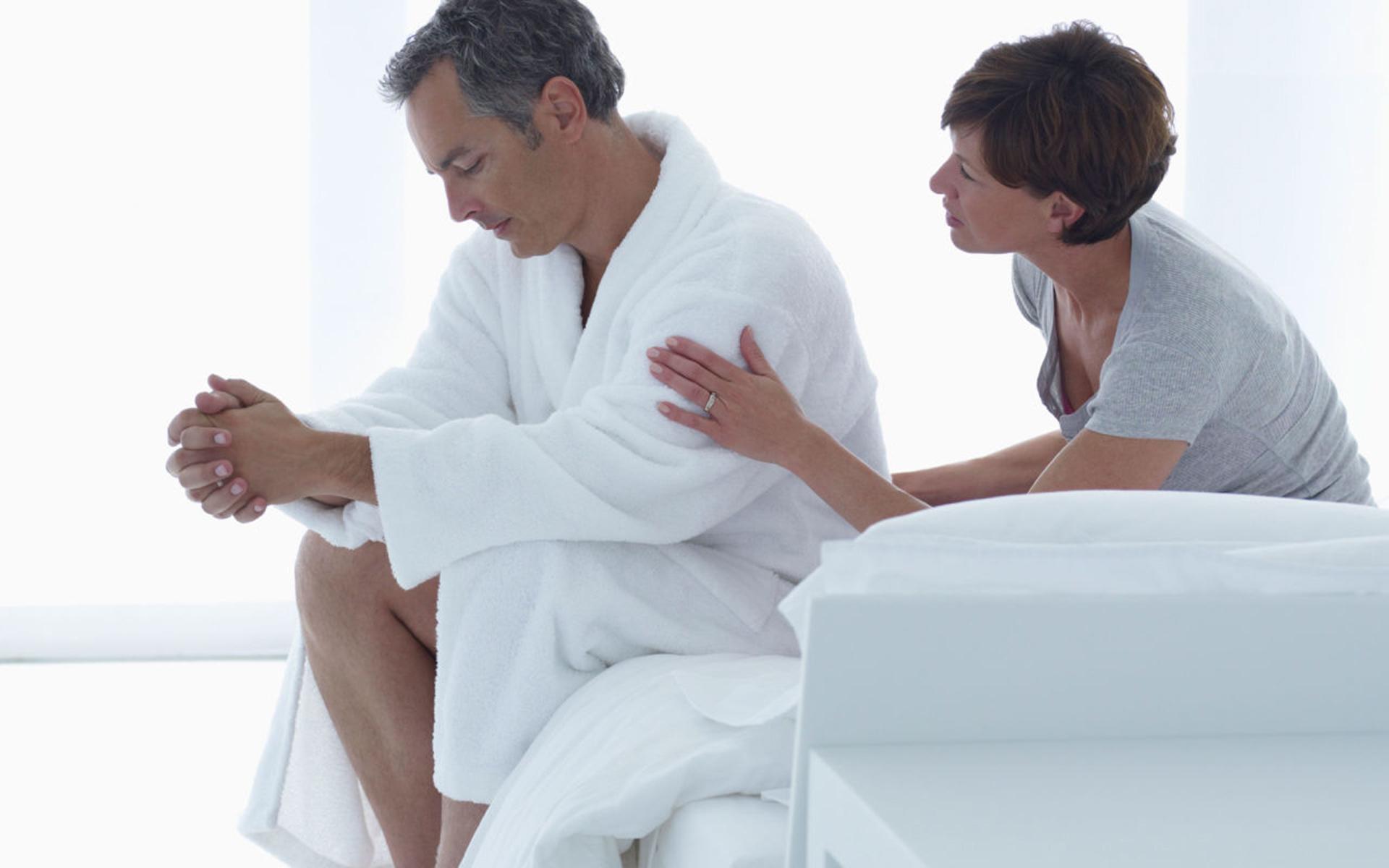 refacerea erecției la vârstnici