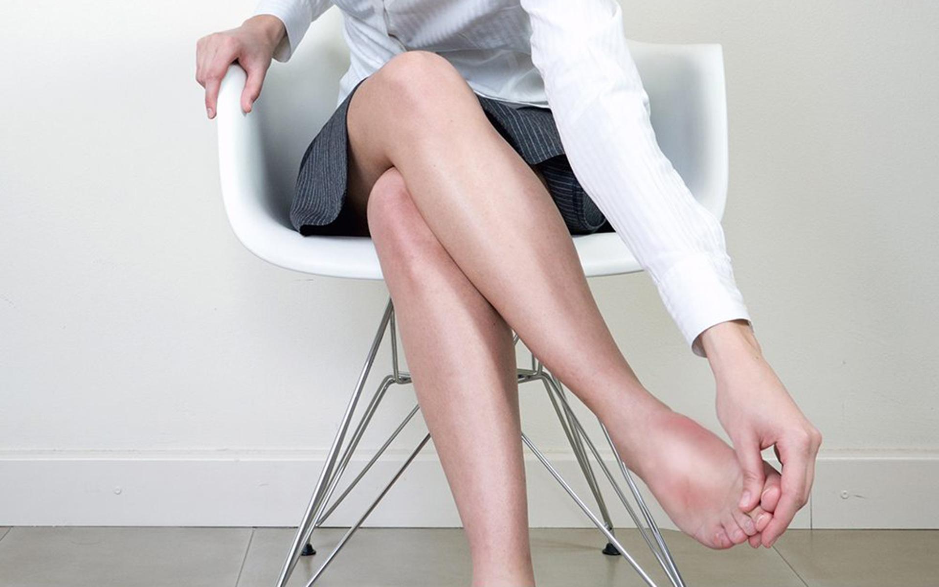 Afecțiune picioare umflate